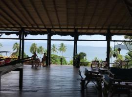 Mapara Crab Lodge, Bahía Solano