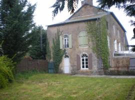Gîte Le Moulin de la Chaussee, Saint-Denis-d'Orques (рядом с городом Cossé-en-Champagne)