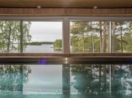Hotelli Salpa, Luumäki