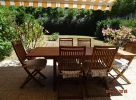 Appartement rez de jardins proche lac et thermal, Тонон-ле-Бен