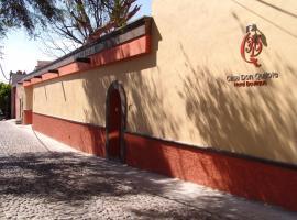 Hotel Casa Don Quijote, Сан-Мигель-де-Альенде