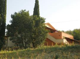 La Mia Montagna B&B, Deruta (Torgiano yakınında)