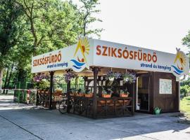 Sziksósfürdő Strand és Kemping, Domaszék (рядом с городом Bordány)