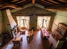 Villa Il Nido, Castelnuovo di Garfagnana