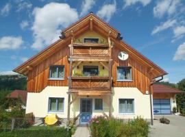 Apartments Grabler, Altmünster (Neukirchen yakınında)