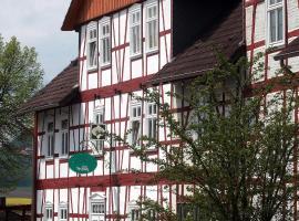 Ehlener Poststuben, Habichtswald (Zierenberg yakınında)