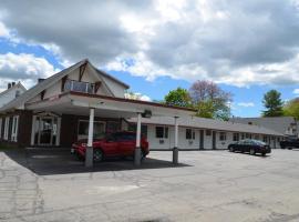 Relax Inn, Brunswick (in de buurt van Topsham)