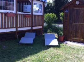 Mobile Home Talmont, Les Monards