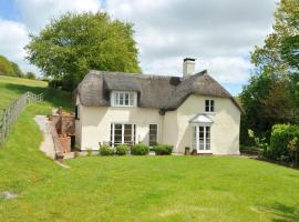 Richards Cottage, West Bagborough (рядом с городом Bishops Lydeard)