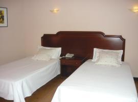 Hotel Plaza Mayor, Ocaña (Dosbarrios yakınında)