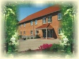 Parkhotel Cahnsdorf, Luckau (Fürstlich Drehna yakınında)