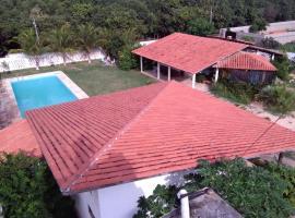 Casa Sanzala Dos Reis, Aquiraz (Horizonte yakınında)