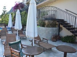Aristotelis Apartments, Frikes