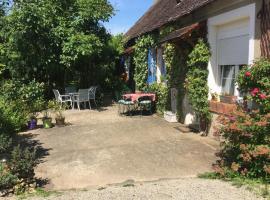 La Suzannerie, Vivoin (рядом с городом Beaumont-sur-Sarthe)