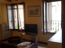 """residenza """"la terrazzina"""", Pizzighettone (San Latino yakınında)"""