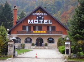 Motel Amer Pier, Doboj (Gračanica yakınında)