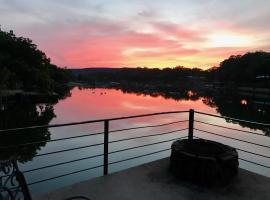 Hill Country Lake House, Buchanan Dam