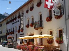 Hotel Crusch Alba, Sta Maria Val Müstair
