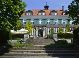 Bio- und Gesundheitshotel Gutshaus Stellshagen, Stellshagen