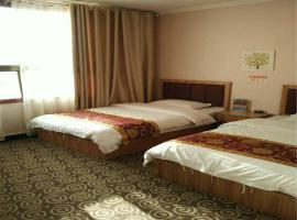 Linze Rainbow Mountain Inn, Banqiao