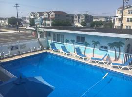 Surf Haven Motel, North Wildwood
