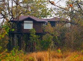 Pench Tree Lodge, Khawāsa (рядом с городом Jhilmili)