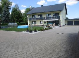 Pension Erika, Mehlmeisel (Fichtelberg yakınında)