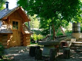 Oandu Watermill cabin, Oandu (Vihula yakınında)