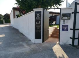 Albergue-Hostel Atseden, Obanos (рядом с городом Puente la Reina)