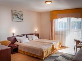 Hotel Na Skarpie, Mikołajki