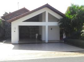 Casa Los Lagos, La Romana (Boca de Chavón yakınında)