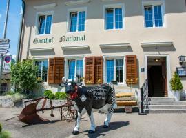 Gasthof National, Langendorf (Rüttenen   yakınında)