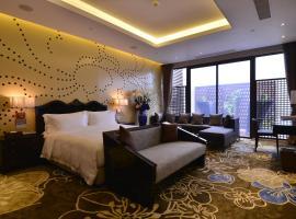 Zhongshan Kaimou Concept Hotel, Zhongshan (Huancheng yakınında)