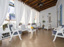Hotel Poseidon, Città di Lipari