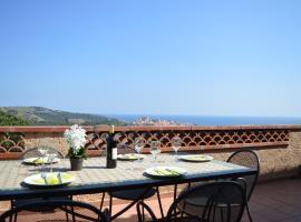 Villa superbe vue sur mer et sur la montagne jardin terrasses