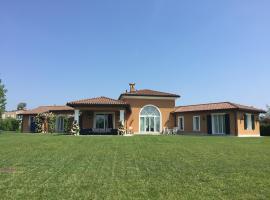 Bogogno Golf Resort - Front Row Villa