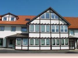 Hotel Garni Burgstemmer Hof, Burgstemmen (Gronau yakınında)