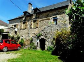 Ferme de Bournazel, Bournazel (рядом с городом Escandolières)