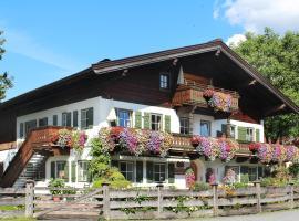 Flatscherbauer, Lofer (Scheffsnoth yakınında)