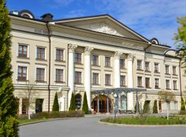 Volzhskaya Riviera Hotel