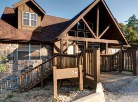 Quiet Creek Cabin Home, Branson West