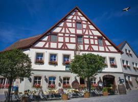 Flair Hotel zum Storchen, Bad Windsheim
