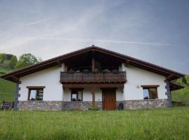 Casa Eguzkitze, Abaltzisketa (рядом с городом Zaldibia)