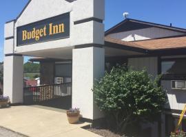 Midway Budget Inn, Columbia (in de buurt van Rocheport)