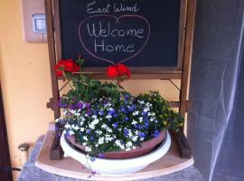 East Wind, Medea (Mariano del Friuli yakınında)