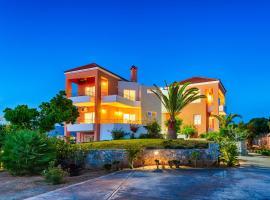Palm Mansion, Терсанас (рядом с городом Хорафакия)