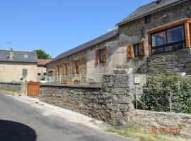 Chambres d'hôtes Entre Dolmens et Fontaines, Buzeins (рядом с городом Северак-ле-Шато)
