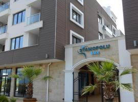 Apartments Stamopolu Lux-Building B