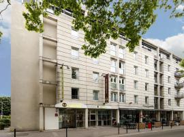 B&B Hôtel Nantes Centre