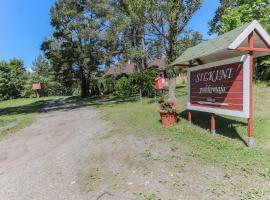 Silkini Guest House, Uulu (Reiu yakınında)